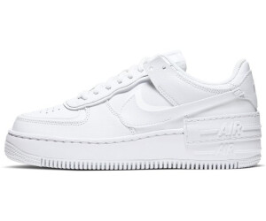 Nike Air Force 1 Women Shadow White Mono a € 109,90 (oggi