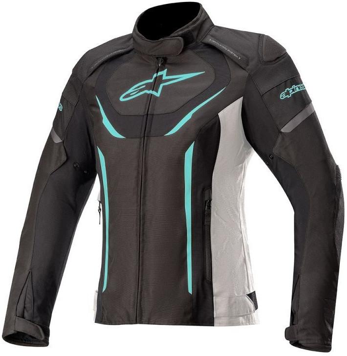 Alpinestars Stella T-Jaws V3 Waterproof Jacket Black/Blue