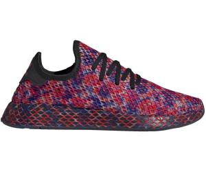 Definición Academia Comienzo  Buy Adidas Deerupt Runner core black/core black/solar red from £68.66  (Today) – Best Deals on idealo.co.uk