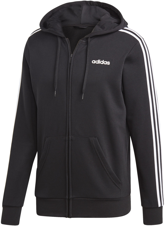 Adidas Essentials 3-Stripes Hooded Track Top ab 31,46 ...