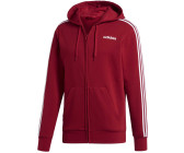 Adidas Essentials 3 Stripes Hooded Track Top ab € 33,95