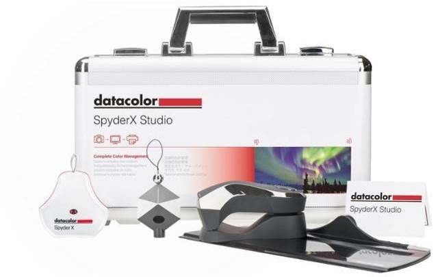 Image of Datacolor Spyder X Studio