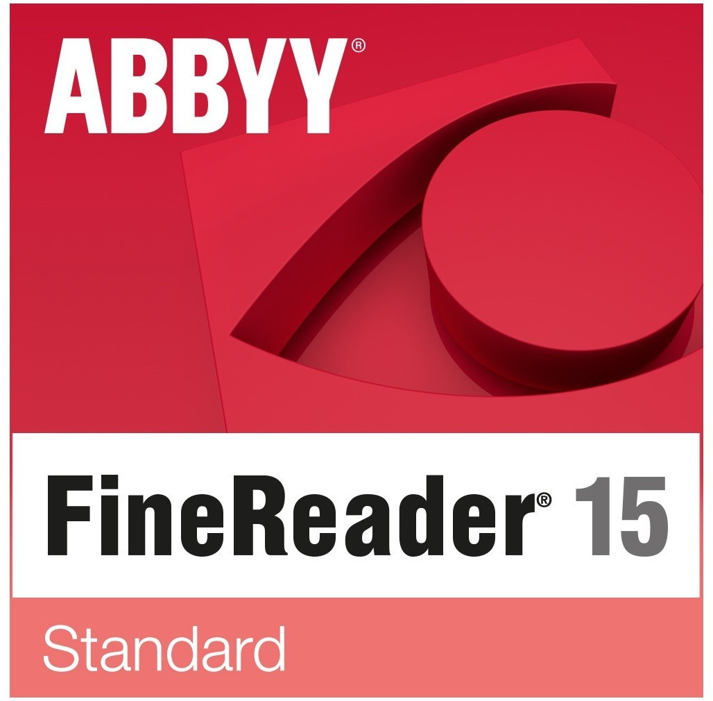 Image of Abbyy FineReader 15
