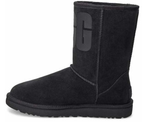UGG Classic Short Rubber Logo Boots ab 168,99