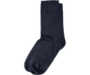 hessnatur Socke aus Bio-Baumwolle (42668) blau