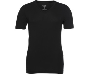 Olymp T-Shirt LEVEL 5 FIVE body fit Rundhals weiss