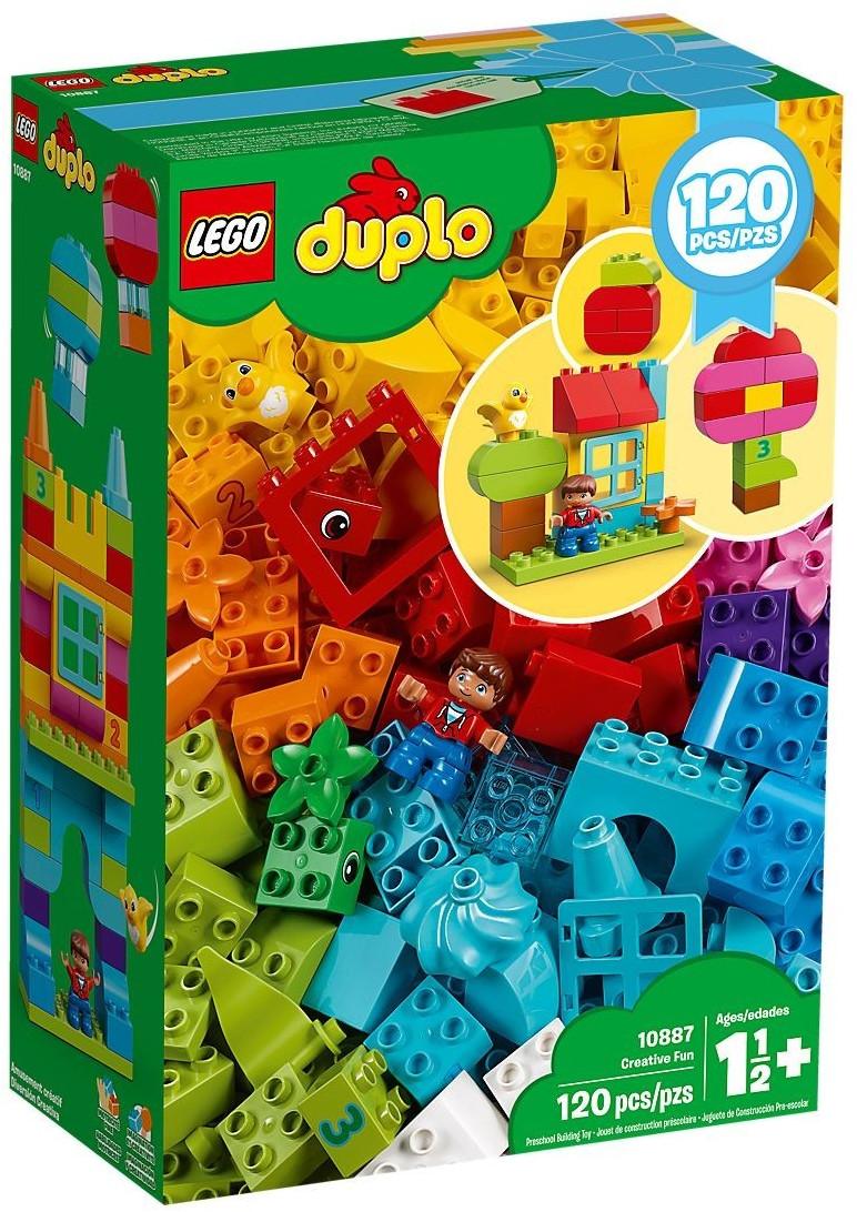 LEGO Duplo - L'amusement créatif (10887)