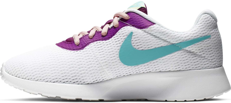 Nike Tanjun Women white/aqua/hyper violet