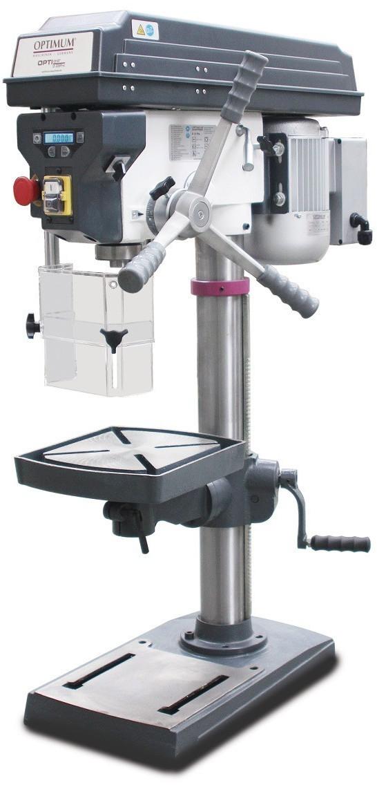 Optimum Opti-Drill D 23 Pro 400V