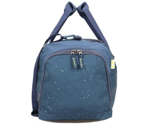 satch Sportbag Sporttasche Tasche Space Race Blau Grün Neu