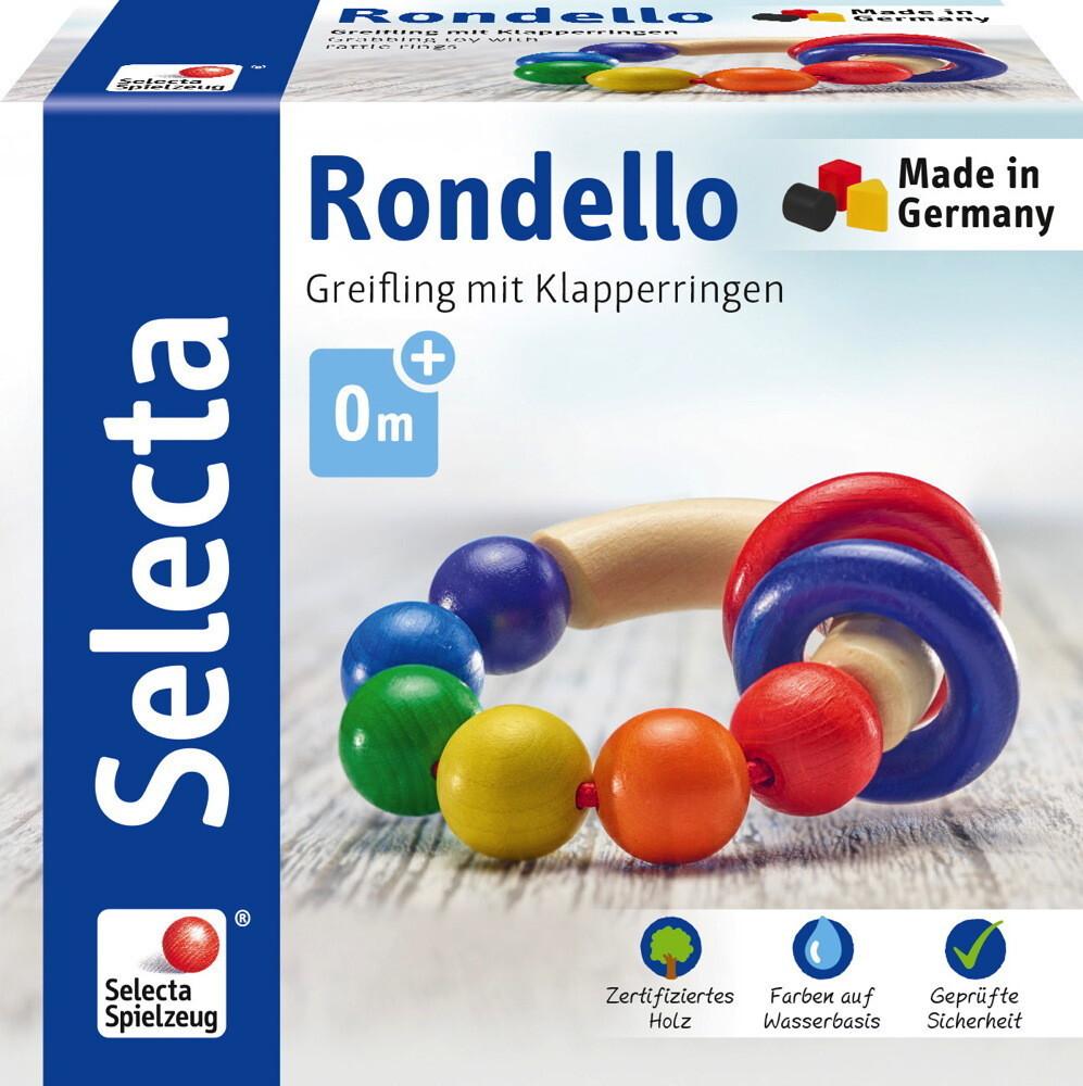 Selecta Rondello 8 cm
