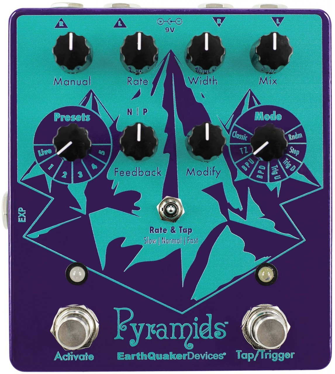Image of Earthquaker Devices Pyramids