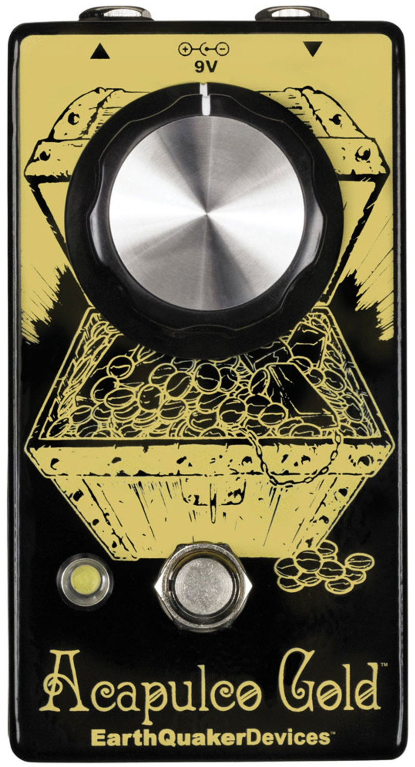 Image of Earthquaker Devices Acapulco Gold V2