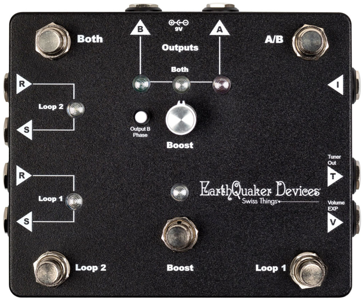 Image of Earthquaker Devices Swiss Things
