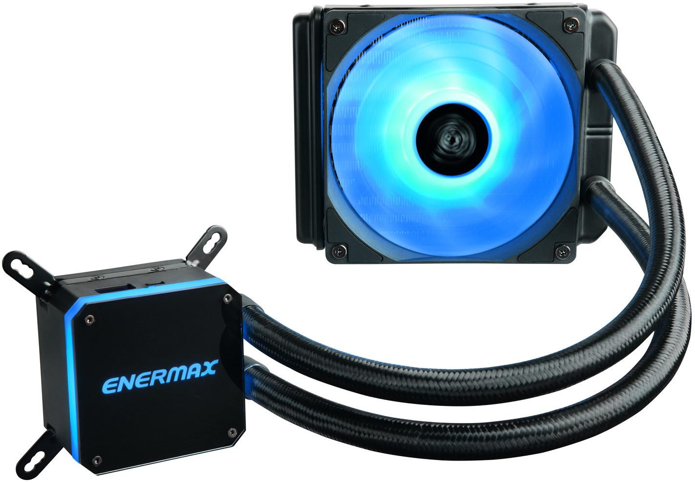 Image of Enermax LiqMax III RGB 120