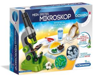 Clementoni Galilelo Science - Mein erstes Mikroskop