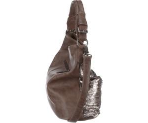 Fritzi aus Preußen Damen Handtasche Circle Bag Eagle Dark Bronze