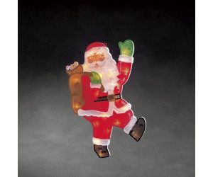 Konstsmide LED-Fensterbild Weihnachtsmann (2850-010)