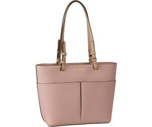 Michael Kors Bedford Medium TZ Pocket Tote Soft Pink Rosé