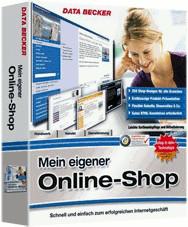 Data Becker Mein eigener Online-Shop (DE) (Win)