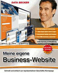 Data Becker Meine eigene Business Website (DE) ...