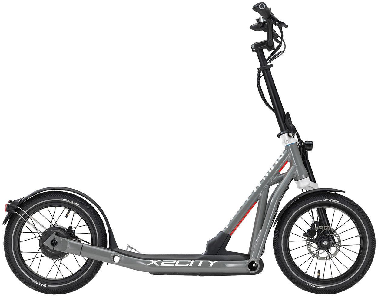 E-Scooter BMW X2 City im Preisvergleich (UVP: 2399 Euro)