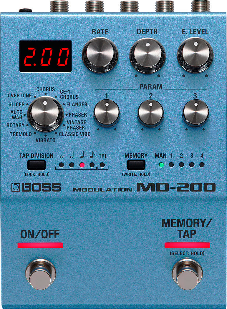 #Boss MD-200#