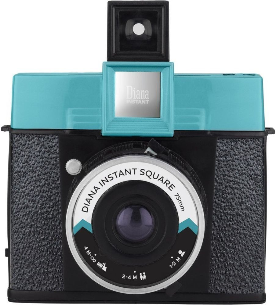 Image of Lomography Diana Instant Square blue