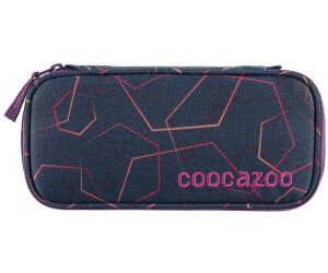 Coocazoo PENCILDENZIL Green Purple District Schlamperbox Stiftebox Stifteetui
