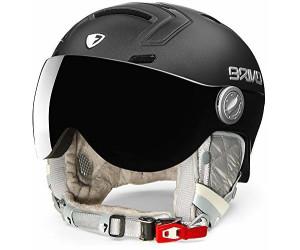 Casco da Ski Uomo Briko Stromboli Visor 1v