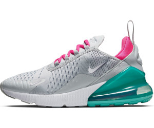 Nike Air Max 270 Women pure platinumpink blastaurorawhite