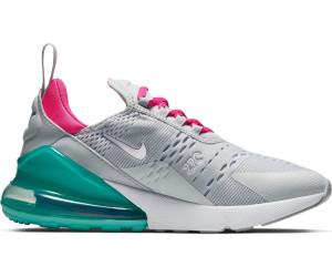 Nike Air Max 270 Women pure platinumpink blastaurorawhite