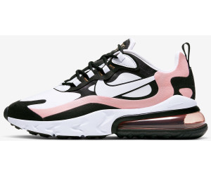 Nike Air Max 270 React Women blackbleached coralmetallic