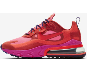 Nike Air Max 270 React Women mystic red/pink blast/habanero ...