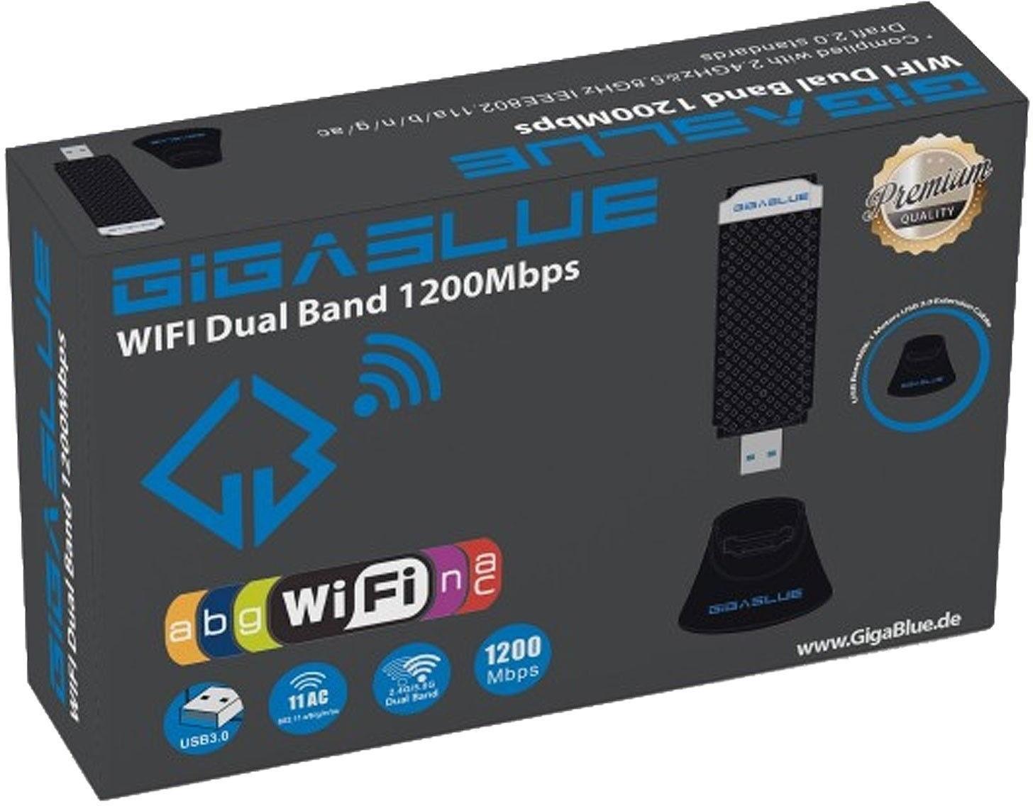 Image of GigaBlue 1200 Mbit WLAN Dual Band USB 3.0
