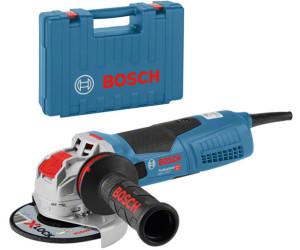 1700/W, X-LOCK, /Ø disco 125/mm, velocidad variable, en malet/ín Bosch Professional GWX 17-125 S Amoladora angular