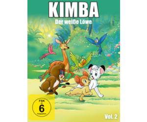 Kimba, der weiße Löwe - DVD Box 2 [DVD]