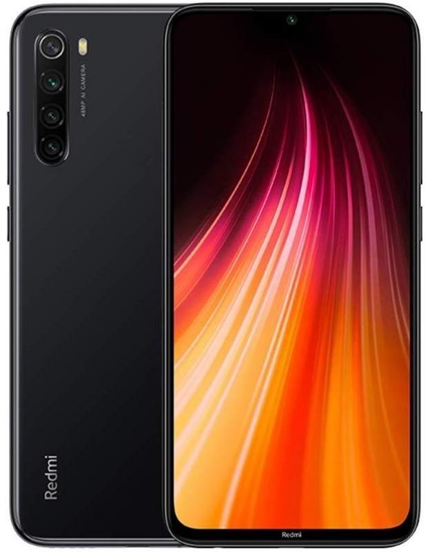 Image of Xiaomi Redmi Note 8 128GB 4GB Black