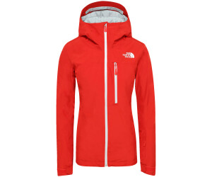 The North Face Womens Descendit Jacket fiery red ab 95,22