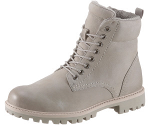 Tamaris Damen 1 1 25272 23 Combat Boots, Grau (Light Grey 254)