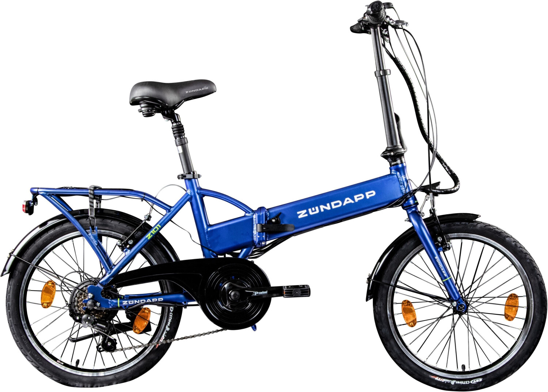 Zündapp Zündapp Z101 20 blue