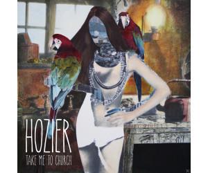 Hozier - Take me to Church (CD)