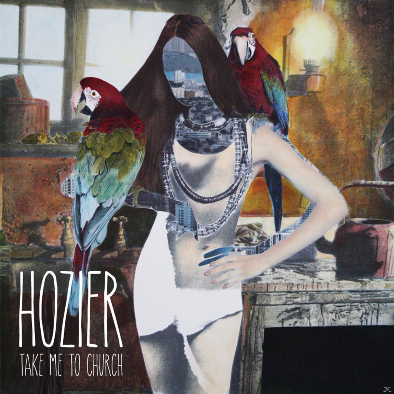 Hozier - Take me to Church (CD)