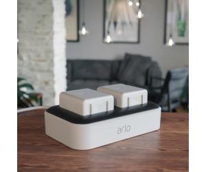 ARLO Dual Akku Ladegerät für Arlo Ultra, Arlo Pro3, VMA5400C