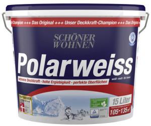 Schoner Wohnen Polarweiss 15 L Ab 65 30 Preisvergleich Bei Idealo De