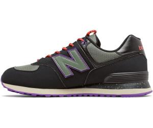new balance 574 negro