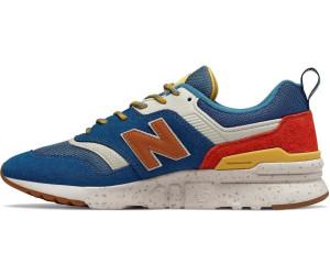 new balance 997h bleu orange