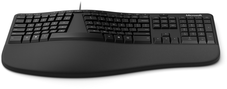 Microsoft Ergonomic Keyboard (LXM-00006) (DE)