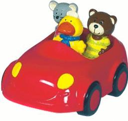 Ravensburger Ministeps - Mein Fahr-und Spaß-Auto