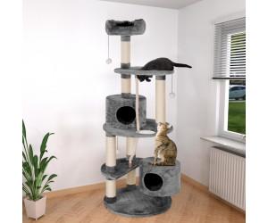 HappyPet Kratzbaum CAT040 grau
